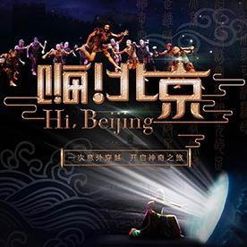 Hi, Beijing Children's Acrobatic Show