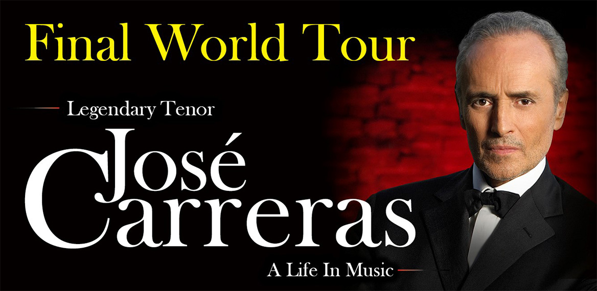 A Life in Music - Jose Carreras - Final World Tour