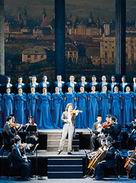 NCPA's Production of Music Drama - The Beautiful Blue Danube