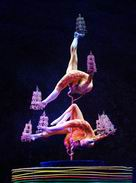 The Flying Acrobatic Show at Chaoyang Theatre